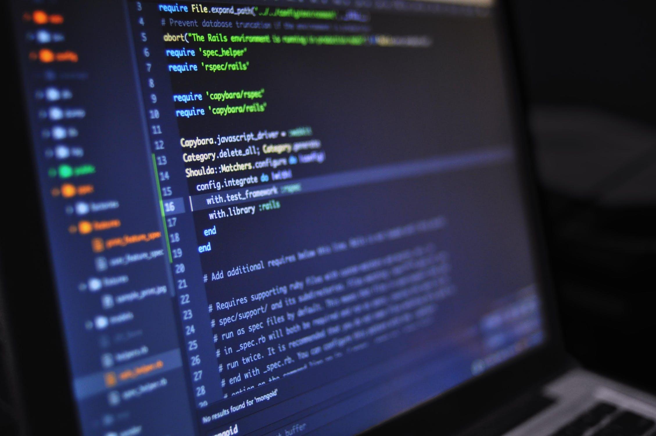 Création logiciels sur mesure